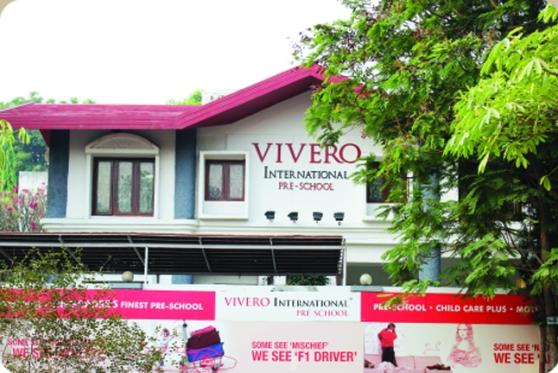 Pune Pre-school - Vivero International Pre-school